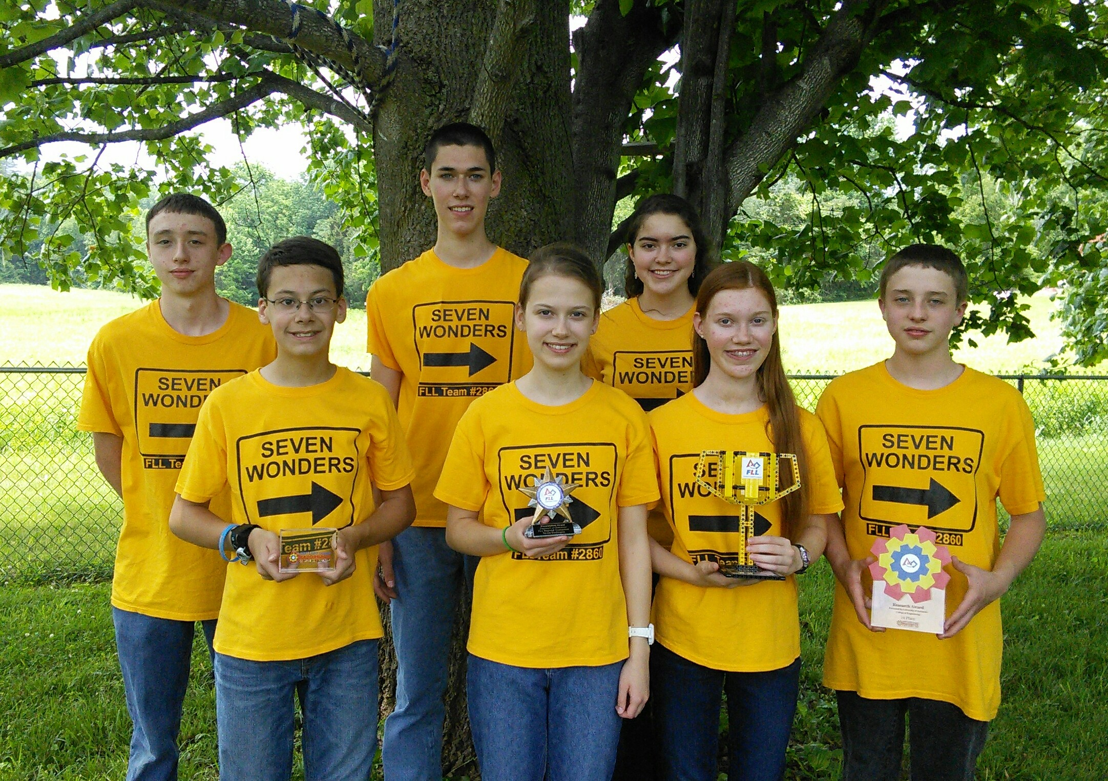 Local Robotics Team Excels in Worldwide Tournament!